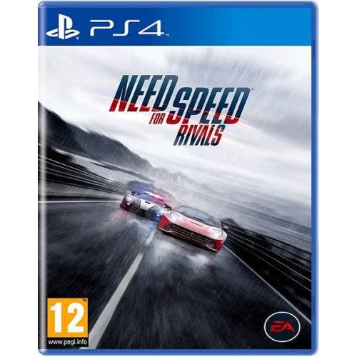 PS4 DISK NEED FOR SPEED RIVALS