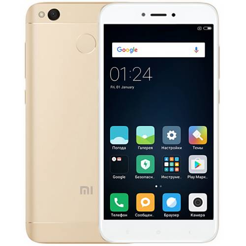 Xiaomi Redmi 4X 16GB(Black,Gold)