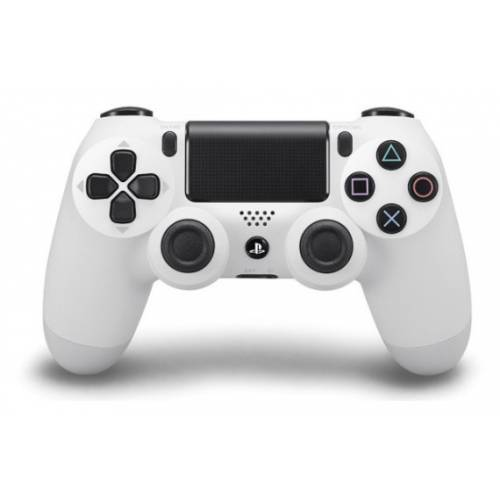 PlayStation 4 DualShock Joystick (Ağ rəng)