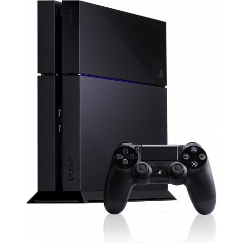 SONY PLAYSTATION4 SLIM 500GB BLACK