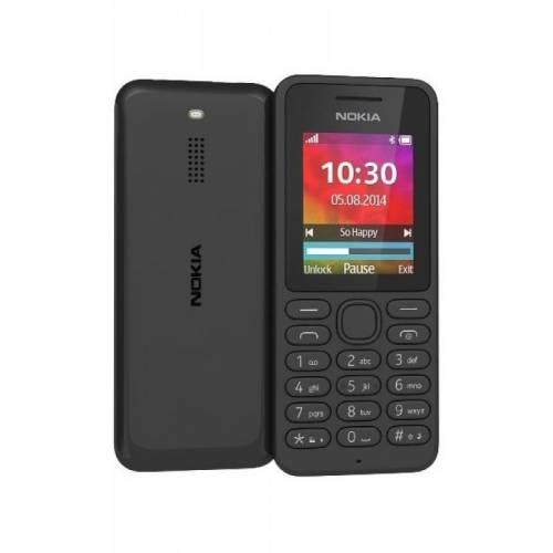 Nokia 130 DS New (Black,Grey,Red)